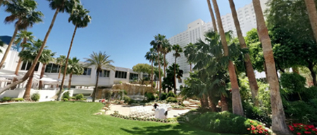 Tropicana Las Vegas, Pool Courtyard